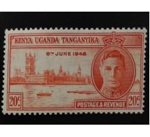 Кения Уганда Танганьика (4891)