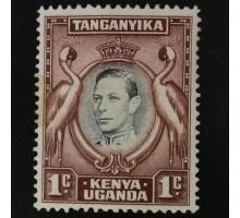 Кения Уганда Танганьика (4893)
