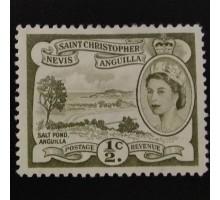 Сент-Кристофер Невис Ангилья (4899)