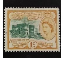 Сент-Кристофер Невис Ангилья (4900)