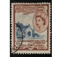 Сент-Кристофер Невис Ангилья (4901)