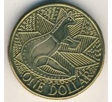 Австралия 1 доллар 1988. 200 лет Австралии