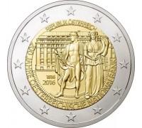 Австрия 2 евро 2016. 200 лет Национальному банку