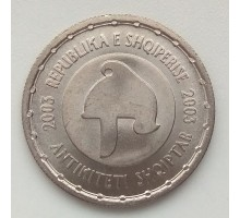 Албания 50 леков 2003. Албанская античность