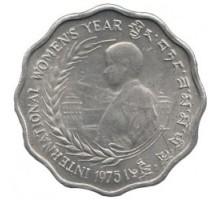 Бутан 10 четрумов 1975. ФАО