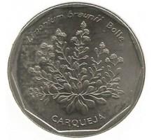 Кабо-Верде 20 эскудо 1994. Растения - Limonium braunii