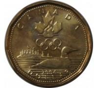 Канада 1 доллар 2004. XXVIII летние Олимпийские Игры, Афины 2004