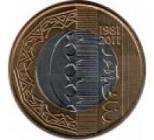 Коморские острова 250 франков 2013. 30 лет Центральному банку