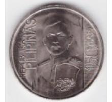 Филиппины 1 песо 2016. 150 лет со дня рождения Артемио Рикарте