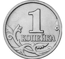 1 копейка 2008 М