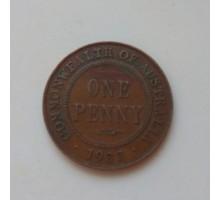 Австралия 1 пенни 1933