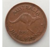 Австралия 1 пенни 1951