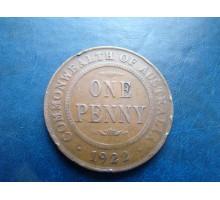 Австралия 1 пенни 1922