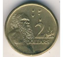 Австралия 2 доллара 1988-1998