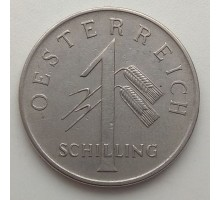 Австрия 1 шиллинг 1934