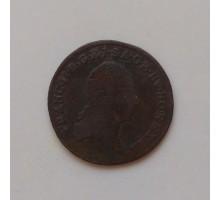 Австрия 1 крейцер 1800