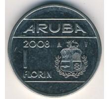 Аруба 1 флорин 1986-2013