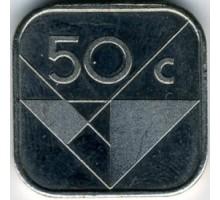 Аруба 50 центов 1986-2016