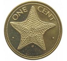 Багамы 1 цент 1974-1985
