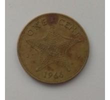 Багамы 1 цент 1966 (1112)