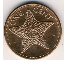 Багамы 1 цент 1985-2004