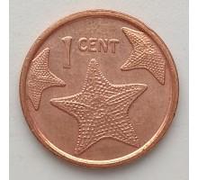 Багамы 1 цент 2009-2015