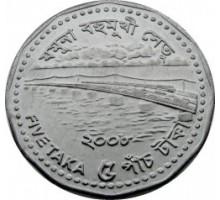 Бангладеш 5 так 2005-2008