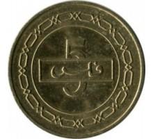 Бахрейн 5 филсов 2005-2007