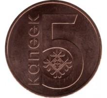 Беларусь 5 копеек 2009