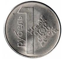 Беларусь 1 рубль 2009