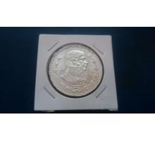 Мексика 1 песо 1964. Серебро