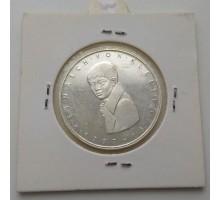 Германия 5 марок 1977. 200 лет со дня рождения Генриха фон Клейста. Серебро