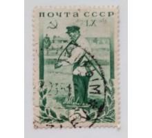 СССР 1935. 5 коп. М.И. Калинин (0454)