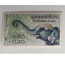 Лаос 1958. 0,20 (965)