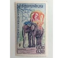 Лаос 1958. 0,30 (966)