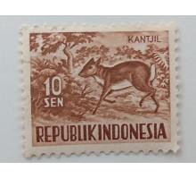 Индонезия 1956-1958 (1039)