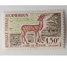 Камерун 1962. Антилопа (1045)