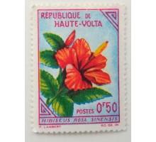 Верхняя Вольта 1963 (1036)
