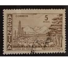 Аргентина 1959-1970 (1359)