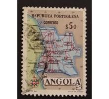 Ангола 1955 (1356)