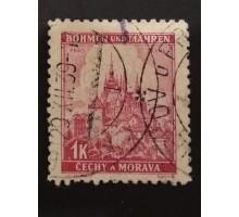 Богемия и Моравия 1939 (1372)