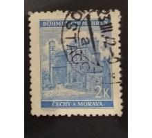 Богемия и Моравия 1939 (1373)