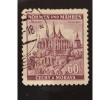 Богемия и Моравия 1941 (1374)