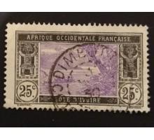 Берег Слоновой Кости 1922 (1369)