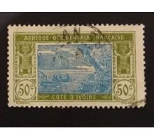 Берег Слоновой Кости 1922 (1370)