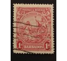 Барбадос 1912 (1366)