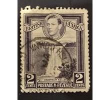 Британская Гвиана 1938 (1383)