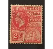 Британская Гвиана 1921 (1381)