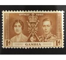 Гамбия 1937 (1405)