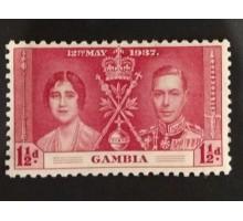 Гамбия 1937 (1406)